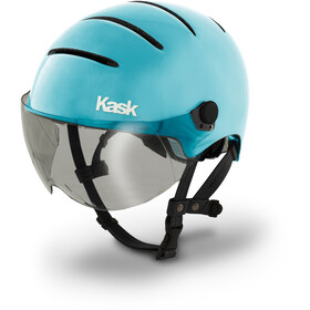 Kask Lifestyle Helm Inkl. Visier hellblau